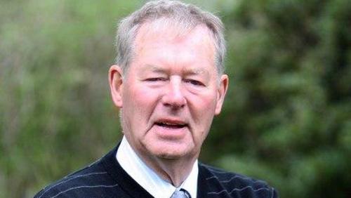 Mícheál Ó Muircheartaigh - Will announce his decision in 10 days