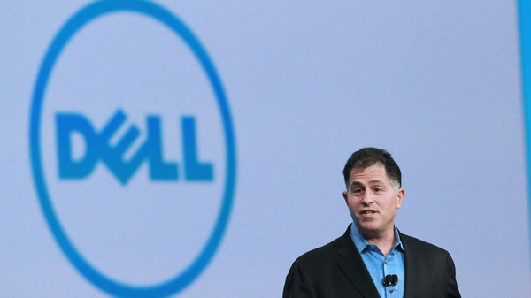 Dell ranked third in global PC shipments in the second quarter
