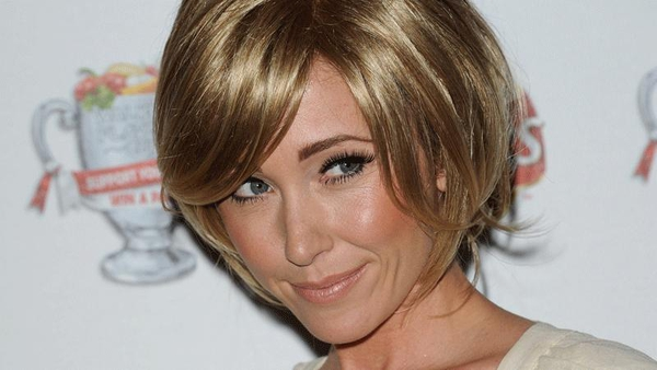 Jenny Frost ties the knot