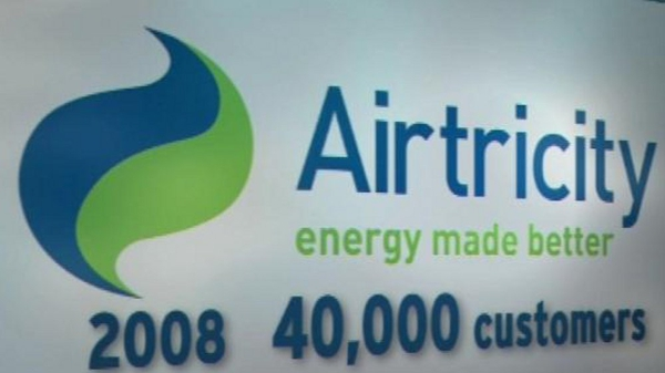 Airtricity is to increase electricity prices by 3.5% from 1 November