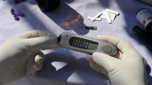 Diabetes was reported as one of the diseases which combined to kill 12.5m people worldwide in 2016