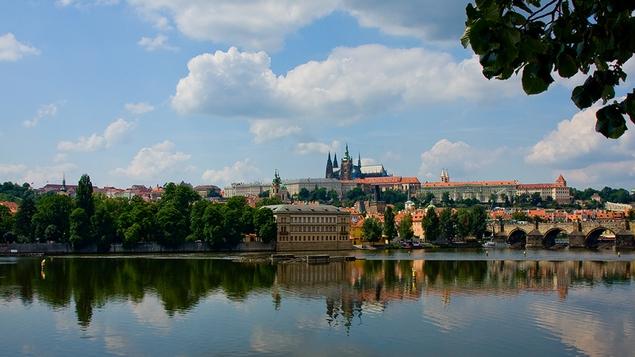 A break in Prague?