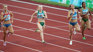 Amy Foster has focused her season around qualifying for the European Championships and the Commonwealth Games