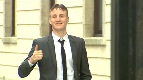 Michael O'Reilly - Claimed he was denied fair procedures