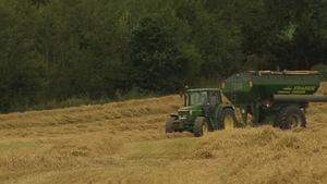 Éamon Ó Cuív said farmers need support after the terrible summer
