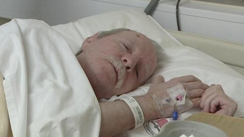 Brendan Lillis - Ill in hospital