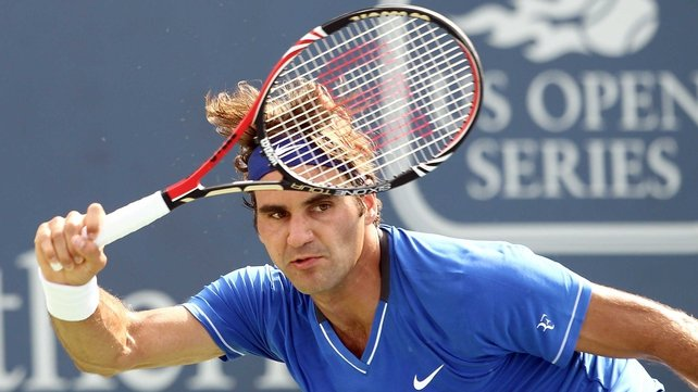 Former world number one Roger Federer
