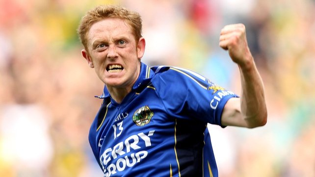 Colm Cooper will captain Kerry against Dublin on Sunday
