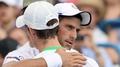 Murray handed win by Djokovic retirement
