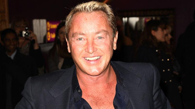 Michael Flatley and his family were at home in Castlehyde at the time