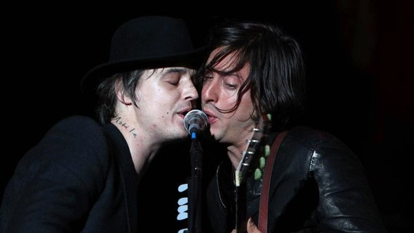 Libertines - Pete Doherty and Carl Barat
