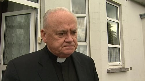 Dr John Magee - Restitution for victims is a 'matter for the diocese'