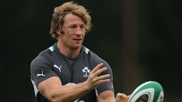 Jerry Flannery's Rugby World Cup is over