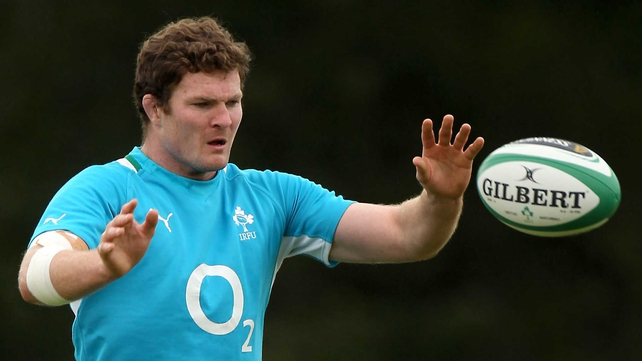 Donnacha Ryan: 'I'd be lying if I said I didn't contemplate moving, but I'm glad now that I didn't.'