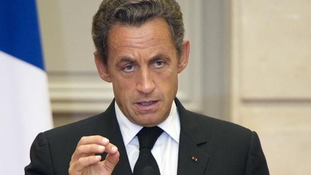 Nicolas Sarkozy is to make a landmark speech on the eurozone crisis