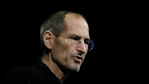 The late Steve Jobs, one of Apple's co-founders