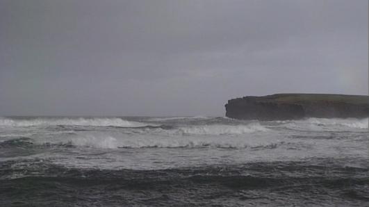Winter storm repairs - Co Clare