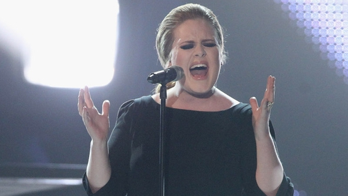 Adele: this many album sales!
