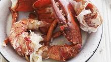 Warm Lobster Salad