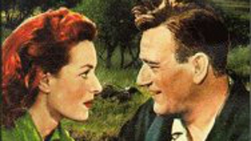"O'Hara - ""Love is forever. And with The Quiet Man it's forever and ever and ever"""