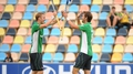 Irish men lose in Valencia