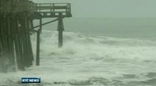 Nine News: Obama: Hurricane Irene could be 'historic' storm