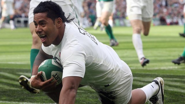 England centre Manu Tuilagi was instrumental in demolishing Ireland at Twickenham last St Patrick's Day