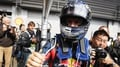 Vettel takes first win in Belgium