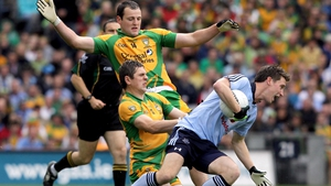 Flashback to 28 August 2011 and the meeting of Dublin and Donegal in the All-Ireland semi-final