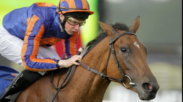The last of Aidan O'Brien's seven wins in the Silver Flash Stakes came in 2011 with Maybe