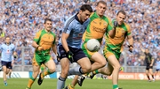 Flashback to the All-Ireland semi-final meeting of Donegal and Dublin in 2011
