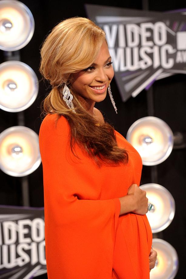 Beyoncé announced her pregnancy news at the 2011 VMAs
