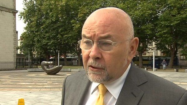 Ruairi Quinn said he would not pre-empt any collective decision on the Budget