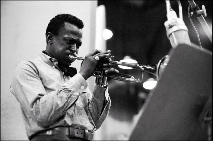 A profile of Miles Davis