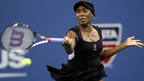 Venus Williams - Forced to withdraw from the US Open