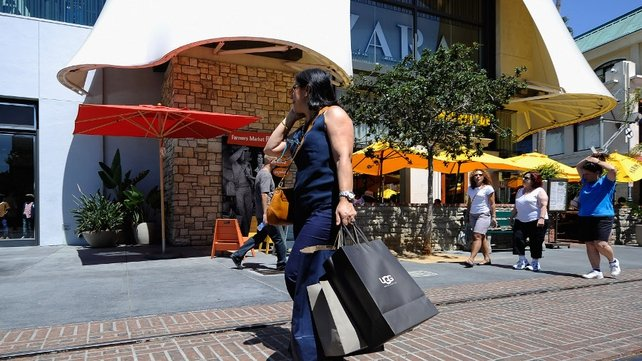 US consumer inflation hit an annual rate of 1.8% in June as clothing, petrol and services costs all increased