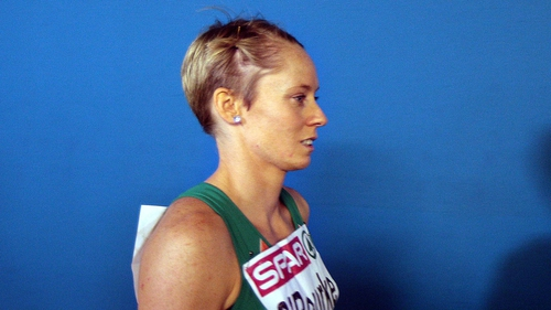 Derval O'Rourke - Did not take part in the women's 100m hurdles semi-final
