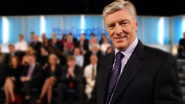 Pat Kenny is ending a 41-year career with the national broadcaster