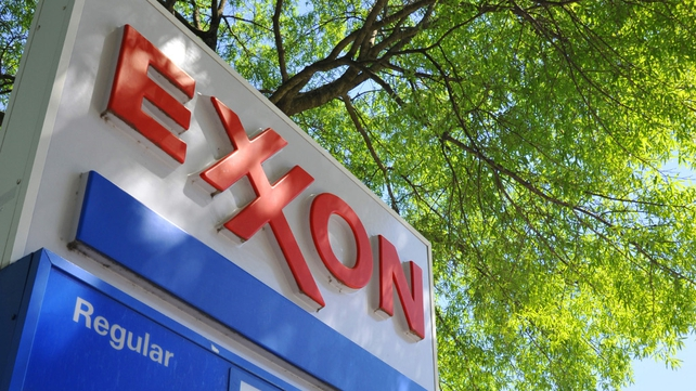 Exxon Mobil boosted by refining activities