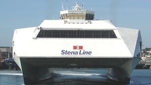 Ian Hampton, chief people and communications officer with Stena Line, says it's hard to plan for Brexit when the outcome is still unknown