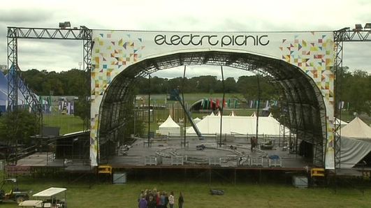 Two days to go until Electric Picnic