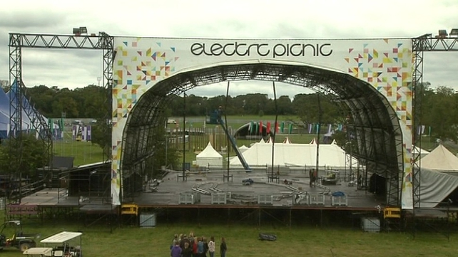 This weekend's Electric Picnic Festival is sold out