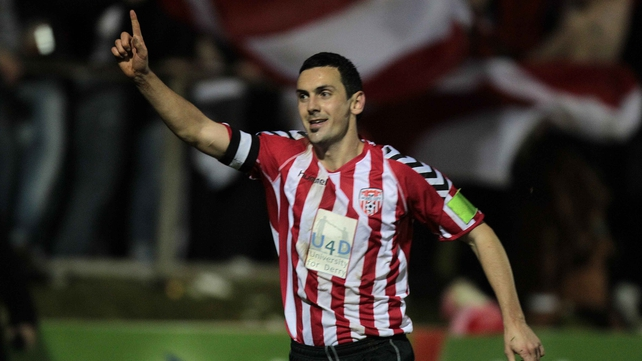 Proposal to honour Mark Farren at the Brandywell