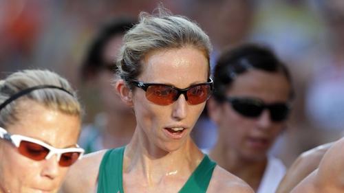 Olive Loughnane: 20km race walk