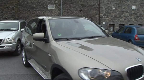 €10.3m is spent annually paying for car parking spaces for civil and public servants