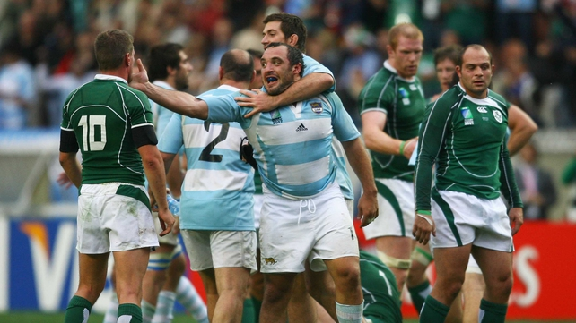 Veteran Puma prop Rodrigo Roncero bowed out of international rugby after 14 years in the Argentina jersey