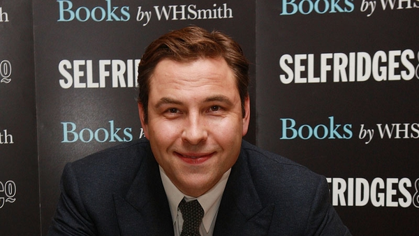 David Walliams is set to play Michael Barrymore in TV movie