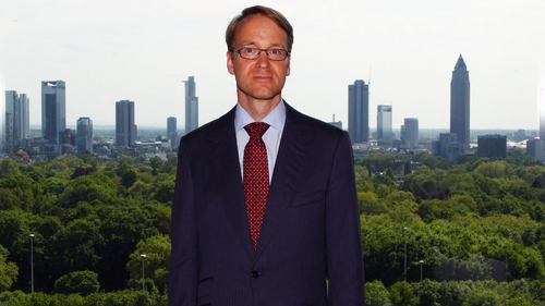 Jens Weidmann says ECB's moves went beyond previous attempts to encourage banks to lend more