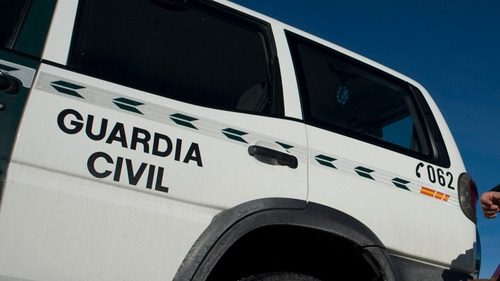 Spain's Guardia Civil said the boy was in an extremely 'critical condition'