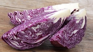 Donal Skehan's Red Cabbage and Carrot Coleslaw